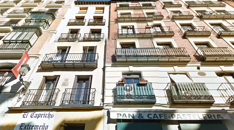Habitaciones C/ de Toledo 21