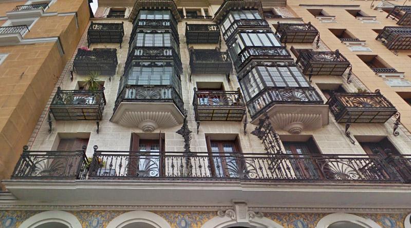 Habitaciones C/San Bernardo 67